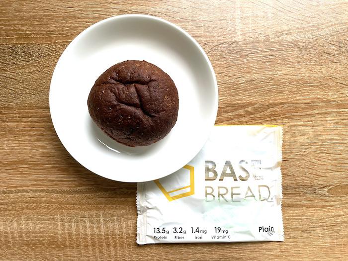 BASE FOOD パン プレーン味